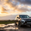 Mitsubishi Outlander PHEV arrives stronger and with longer range