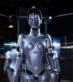 500-year history of robots exhibition at London's Science Museum