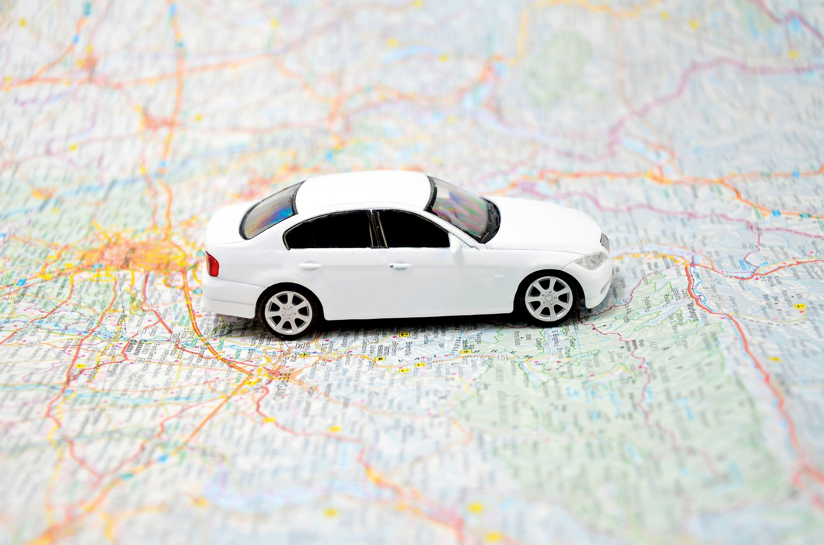 Recalculating Your Way Across Europe: GPS in Foreign Lands - Driving
