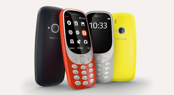 Nokia 3310 reborn: the icon returns