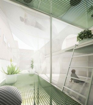 During this year's Salone del Mobile in Milan, MINI is introducing its visionary concept of an eco-friendly home