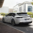 Panamera's new body version: The Panamera Sport Turismo