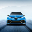Renault ZOE beefed up and transformed into an e-sport concept car
