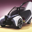 Toyota's urban car solution for 2030