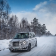 Upcoming electric taxis tested in extreme polar cold
