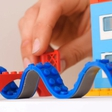 Lego tape turns anything into a Lego-friendly surface