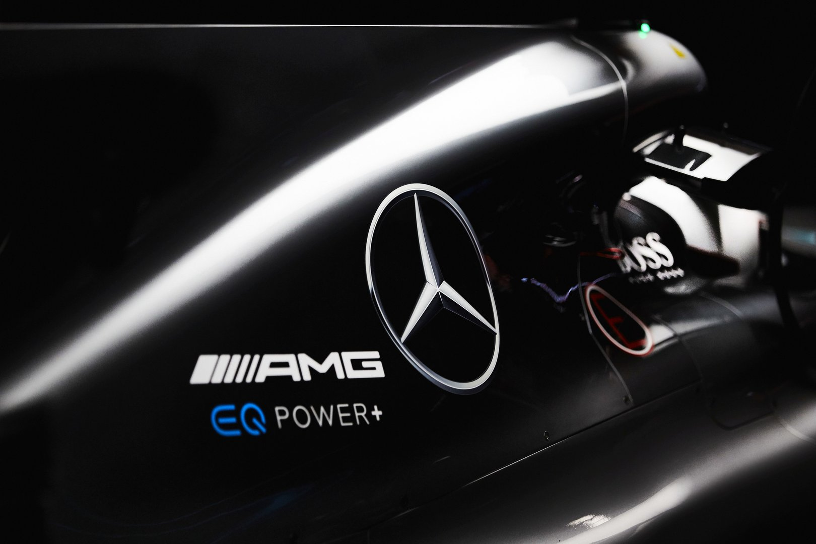 Mercedes benz designs a special sub brand for electric for Mercedes benz brand image