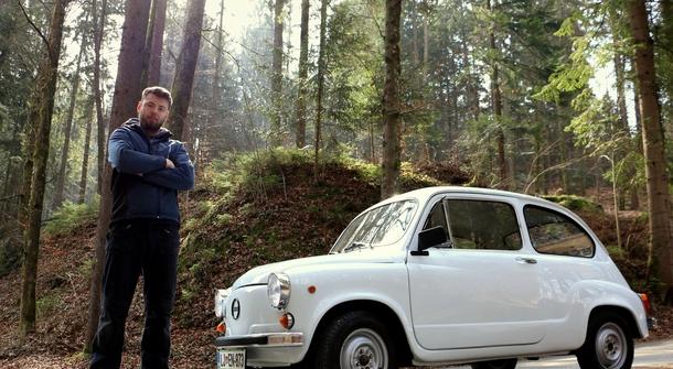 Cost per 100 kilometers? One euro. We drove the electric Zastava 750!
