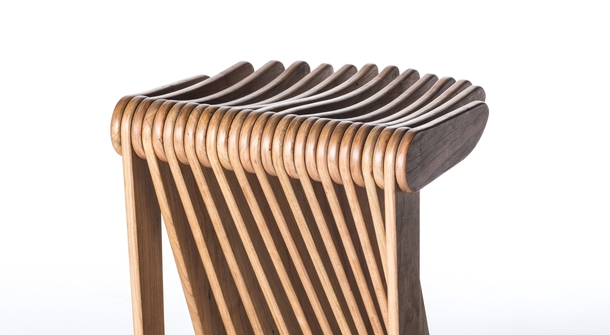 SWISH: a kinetic wooden chair to go