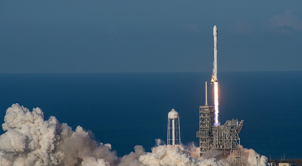 SpaceX's Falcon 9 rocket successfully re-used for the SES-10 Mission