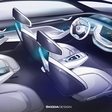 Škoda reveals the interior of Vision E concept