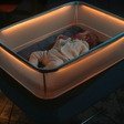Sweet dreams from Ford: introducing a smart cot concept