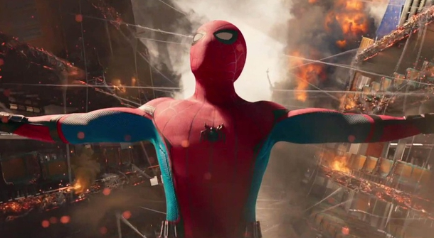 New Spidey, new suit! This time, the tech is heavy!