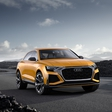 Audi Q8 crossover SUV will start production in Bratislava