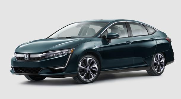 Honda Clarity becomes a model family