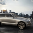 Genesis comes to the Big Apple with a fuel cell concept SUV
