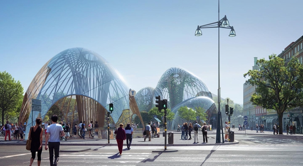 S:t Erik's public indoor park lets you play and hang out all year round
