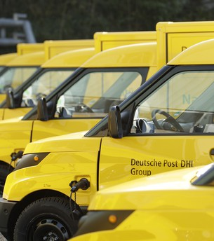 German postal service is building their own EVs