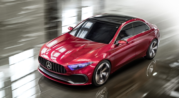 Mercedes-Benz announces the next generation of A Class
