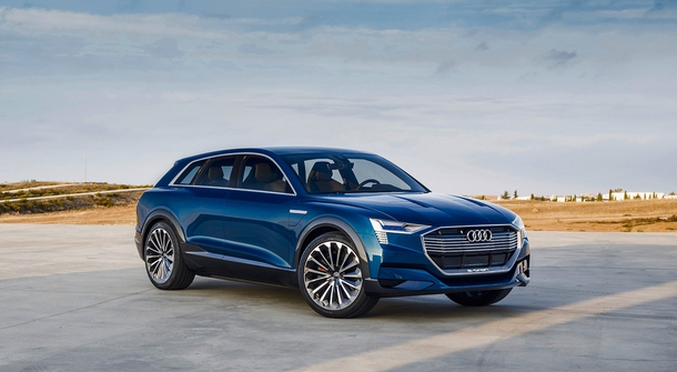 Audi Opens Reservations For All-Electric E-Tron Quattro