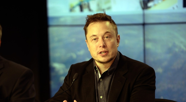 Elon Musk gave a TED talk on the future of us