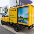 Deutsche Post sells 80 electric vans to Deutsche See