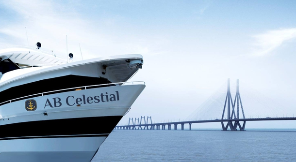 AB Celestial is India's first 24-hour floating hotel!