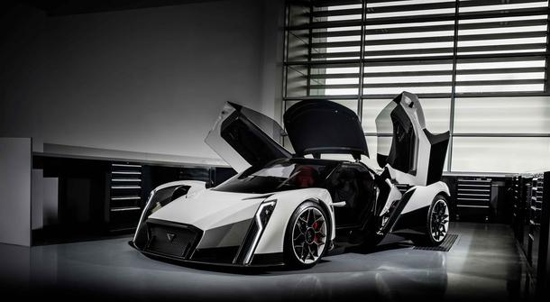 The hypercar dream Formula E helped make reality