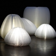 Tactile way of shaping the light of an intimate space