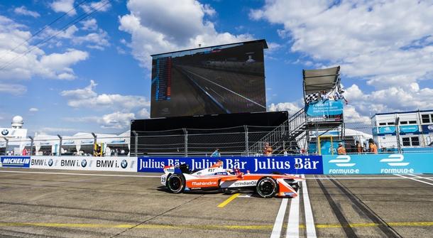 Formula E: First win for Rosenqvist