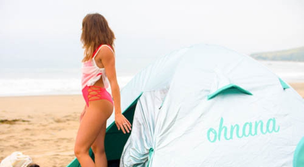 Ohnana: The Coolest Tent for Festival Lovers