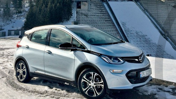 Image result for Opel Ampera e Switzerland