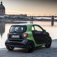 Smart ForTwo ED: Light charge