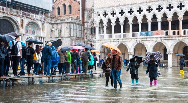 Venice and the MOSE Project