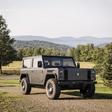 Bollinger B1 electric sport utility truck revealed