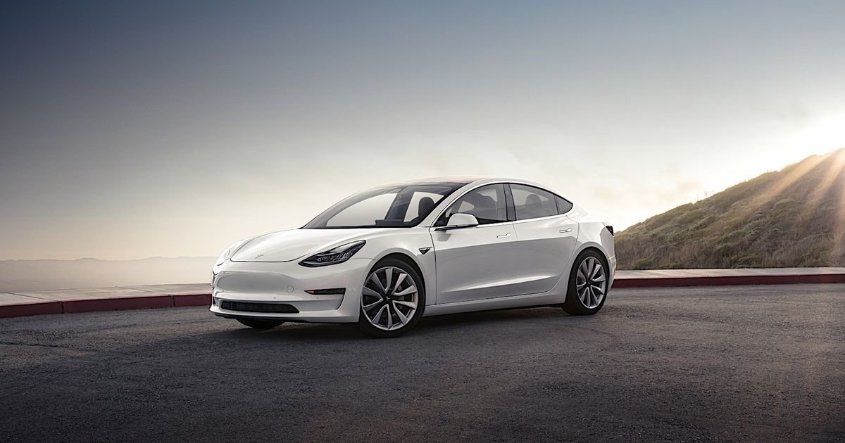 Tesla Model S 75D >> Tesla Model 3 (standard) - EV catalogue - Plugin-magazine.com
