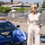 Enjoy the ride in a BMW i8 with Kate Upton in the passenger seat!