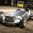 Next generation Nissan Leaf in a racing form: Infiniti Prototype 9 EV