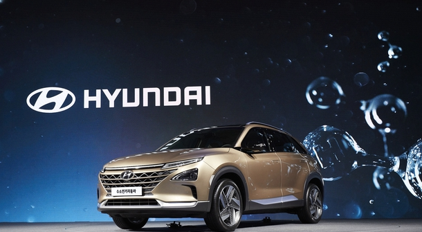 Hyundai previewes new generation of fuel cell electric vehicle