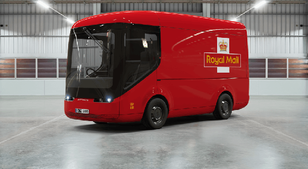 UK's Royal Mail is going electric