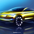Updated Škoda Vision E concept is heading to Frankfurt