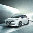 Second generation Nissan Leaf can serve also as a home supplier