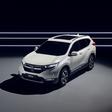 Honda CR-V wil also become a hybrid