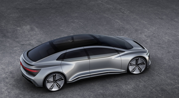 Audi Aicon will take driving from drivers hands
