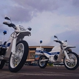 Russian police has electric Kalashnikov motorcycles