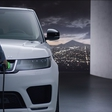 Land Rover electrified Range Rover Sport