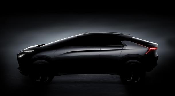 Mitsubishi is preparing e-VOLUTION
