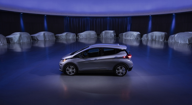 GM plans 20 new electric cars by 2023