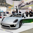 Porsche Cayman e-volution predicts company's electric future