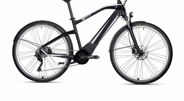 BMW is joining the e-bike club